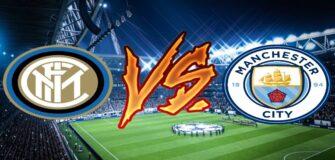 Manchester city & Inter Milan